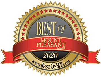 Best of Mount Pleasant Badge